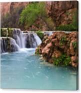 Havasu Creek Grand Canyon 15 Canvas Print