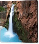 Havasu Falls Grand Canyon 1 Canvas Print