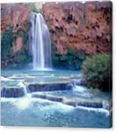 Havasu Falls - Grand Canyon Canvas Print