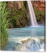 Havasu Falls Travertine Ledge Canvas Print