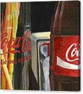 Have A Coke... Canvas Print