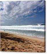 Hawaii Northshore Canvas Print