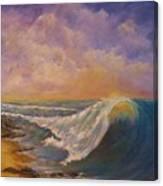 Hawaii Sky Canvas Print