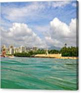 Hawaii Winter Dream Canvas Print