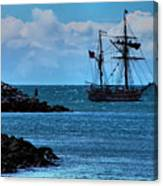 Hawaiian Chieftain-2 Canvas Print