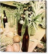 Hawaiian Feast  Canvas Print