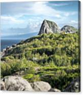 Hawaiian Island Drive Canvas Print