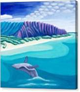 Hawaiian Playground Canvas Print