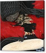 Hawaiian Sling Stone Wailea Canvas Print