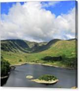 Haweswater Reservoir, Mardale Valley, Lake Dist Canvas Print
