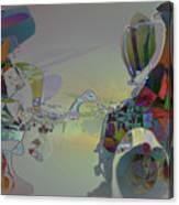 Hazerunner Canvas Print