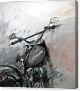 Hd Detail Canvas Print
