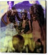 He Hohona Aeoia Canvas Print