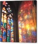 He Shall Bring You Into The Light Canvas Print