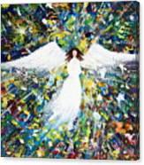 Healing Angel 1 Canvas Print