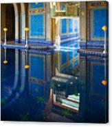 Hearst Pool Canvas Print