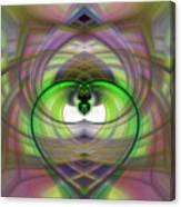 Heart 11 - Yin Canvas Print