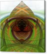 Heart 12 - Yin Canvas Print