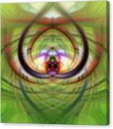 Heart 13 - Yin Canvas Print