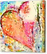 Heart Felt  Canvas Print