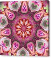 Heart Garden Canvas Print