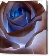 Heartglow Rose Canvas Print