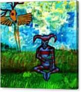 Heartland Ghosts Canvas Print