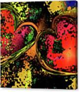 Hearts Adrift Canvas Print