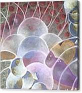 Hearts Bubbling Over Canvas Print