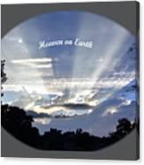 Heaven On Earth 2 Canvas Print