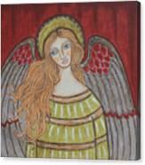 Heavenly Angel Canvas Print