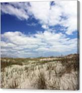 Heavenly Dune Canvas Print