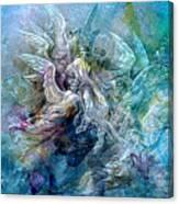 Heavenly Queen 2 Canvas Print