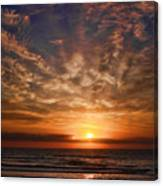 Heavenly Sky Canvas Print
