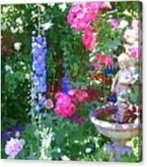 Heaven's Garden Canvas Print
