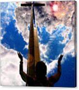 Heavens Prayers Canvas Print