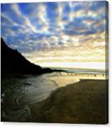 Heceta Head At Dusk Canvas Print