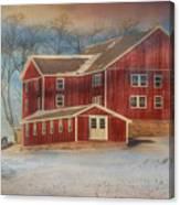 Hegins Valley Canvas Print