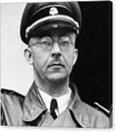 Heinrich Himmler 1900-1945, Nazi Leader Canvas Print