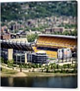 Heinz Field Pittsburgh Steelers Canvas Print
