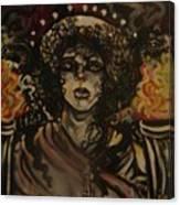Hekate II Canvas Print