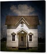 Helis Farm Cottage Canvas Print