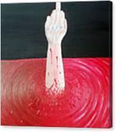 Hellbound Canvas Print