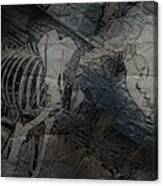 Hellhound  Canvas Print