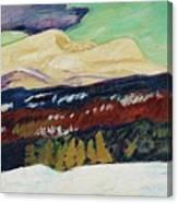 Helmer Osslund,   Autumn Canvas Print
