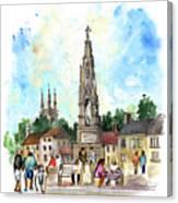 Helmsley 03 Canvas Print