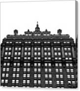 Helmsley Building Canvas Print