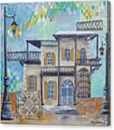 Hemingway Houses Canvas Print