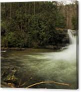 Hemlock Falls Canvas Print