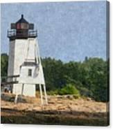 Hendricks Head Lighthouse Canvas Print